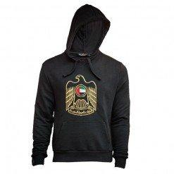 Emblem Hoodie Black ARQB2011