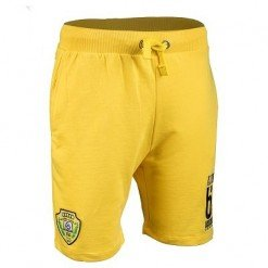 Al Wasl Club Shorts Yellow