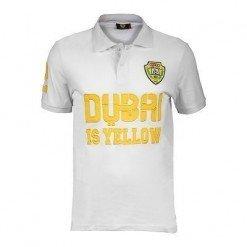 Al Wasl Club Polo Tshirt White