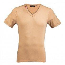 Basic DOS Tshirt Ivory Cream ARQC3437