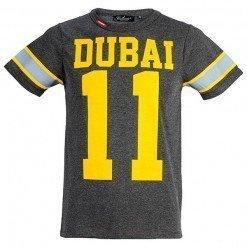 Dubai 11 Tshirt Grey