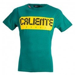 Caliente Digit Tshirt Green