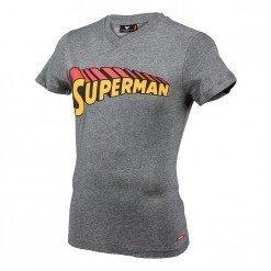 Superman Tee Grey ARQF8352