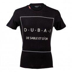 Dubai Tee Black ARQF8355