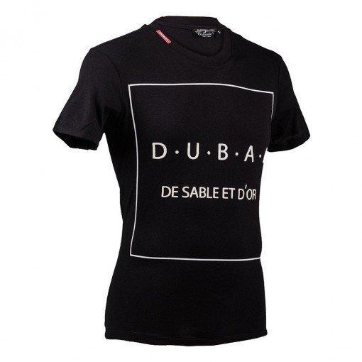 Dubai Tee Black ARQF8356