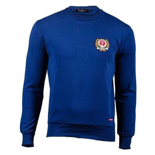 Crown Sweatshirt Royal Blue ARQF8433