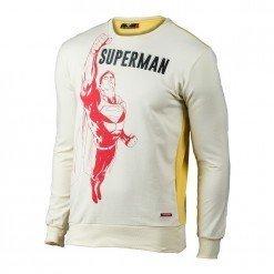 Superman Sweatshirt Yellow ARQF8463