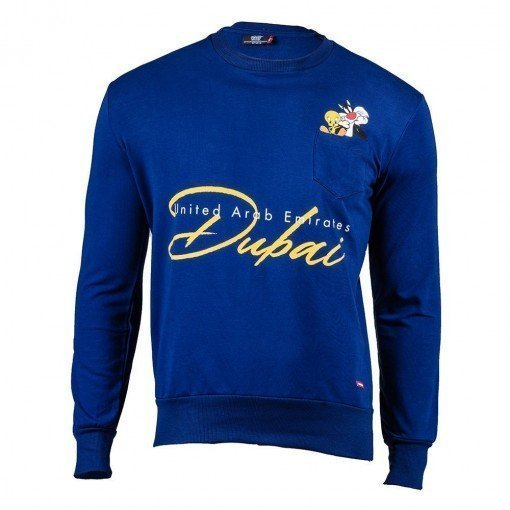 Tweety Sweatshirt Royal ARQF8472