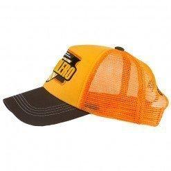 Bandolero Brown:Orange:Orange - Caliente Cap