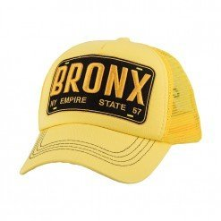 Bronx NY Empire State Yellow - Caliente Cap