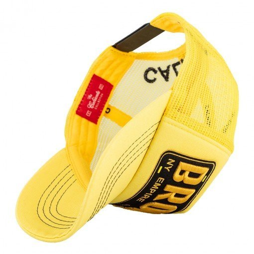 Bronx NY Empire State Yellow - Caliente Cap