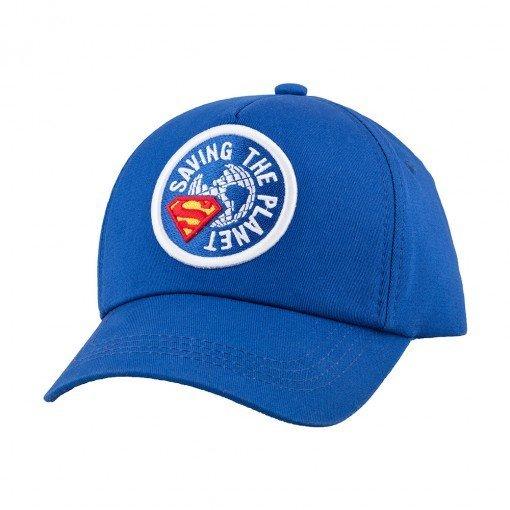 Save the Planet Superman Blue - Caliente Caps
