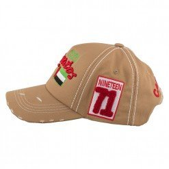 Emiratos 71 Beige COT - Caliente Caps
