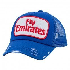 Fly Emirates Royal Blue - Caliente Caps