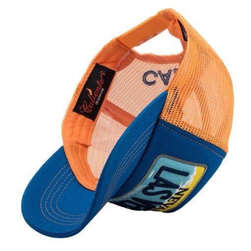 Las Vegas Blue:Blue:Orange - Caliente Cap DSC_0902