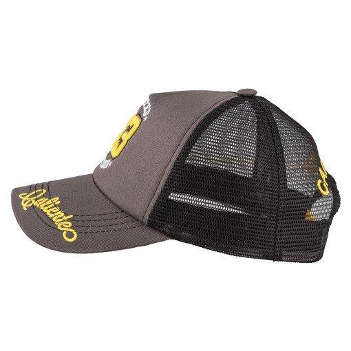 Limited Edition 33 Grey:Grey:Black - Caliente Caps